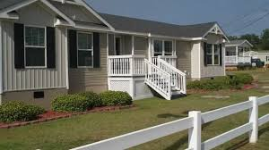 Clayton Homes   Double Wide Sized Modular Home   Florence, SC   YouTube