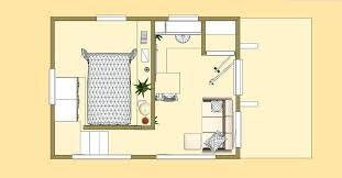 tiny house floor plans without loft book