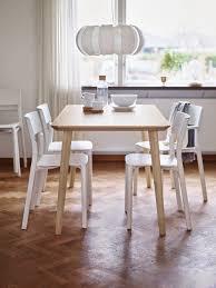 Interior Zuhause Dekoration Schöne Dinge Ikea Table Simple
