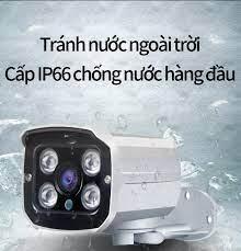 Bộ camera giám sát IP 4 kênh Full HD 1080Pgiám sát từ xa trên di động  chuyên dùng trong nhà máyvăn phòng và siêu thị