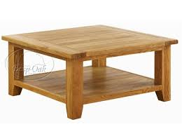 Attractive Square Wood Coffee Table Nice All For Square Wood Coffee Tables  Style Square Coffee