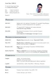 Examples Of Resume Format Healthcare Administration Resume Samples
