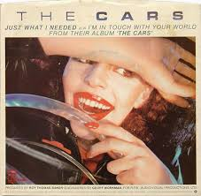 The <b>Cars</b> - <b>Just What</b> I Needed   Releases   Discogs