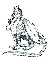 Real Dragon Coloring Pages Free Coloring Books For Adults Online