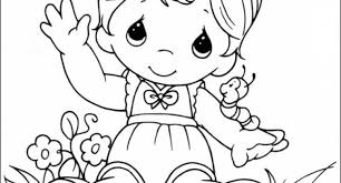 Small Picture free coloring pages precious moments angels Archives Cool