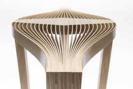 Sculptural Tables Named Ike and Stella ...
