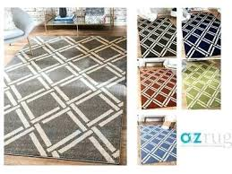 geometric trellis area rug round carpet large soft rugs small black moroccan