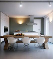 kitchen diner lighting. bright and cozy home design from triple dcontemporary kitchen diner with white island lighting h