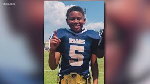 It's like a bad, bad, bad dream' | Family heartbroken over death of  11-year-old who collapsed at football event | khou.com