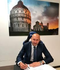 Ufficiale. Claudio Chiellini nuovo Ds del Pisa