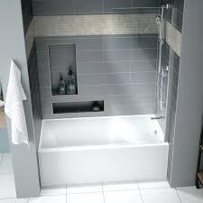 best alcove bathtub aria muse inch acrylic alcove bathtub with right hand drain alcove bathtub