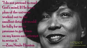 Best Black History Quotes: Zora Neale Hurston on Prayer - The Root via Relatably.com