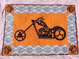 Harley Davidson Sewing Fabric | Harley Davidson Quilt | Crafty ... & Harley Davidson Sewing Fabric | Harley Davidson Quilt Adamdwight.com