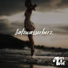 At Meerwehofficial Sprüche Spruch Fernweh Meerweh Visualst