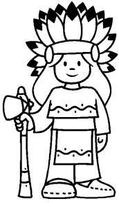 Small Picture American Indian Coloring Pages For ChildrenIndianPrintable