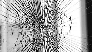 ed glass is much easier to repair than broken glass