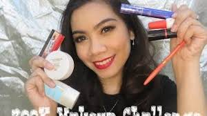 200k makeup challenge jihan putri