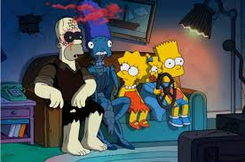 Watch The Simpsons Season 27 Episode 5 Treehouse Of Horror XXVI Treehouse Of Horror Episode