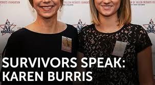 Survivors Speak: Karen Burris | Yarnspirations