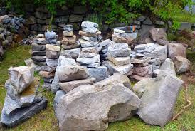 Awesome Building A Rock Garden How To Make A Rock Garden Alices Garden