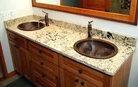 inexpensive bathroom countertop options kitchen