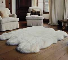 sheepskin area rug brilliant stylish faux fur white modern enjoyable 8x10 rugs inspiring for in 19