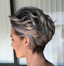 Hairstyle Short Hair 2016 30 stylish short hairstyles for girls and women curly wavy 6908 by stevesalt.us