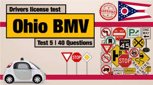 Youtube Bmv Test Drivers 5 - Test Practice License Permit Ohio