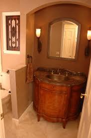 Half Bathroom Vanity 9 Great Design Ideas For Half Baths And Powder Rooms