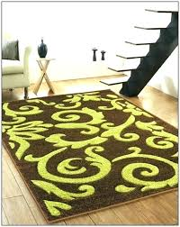 yellow brown area rug green turquoise and lime rugs rugby furniture charming