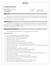 Generator Repair Sample Resume Mechanic Resume Example Generator Repair Sample Usps Job Description 57
