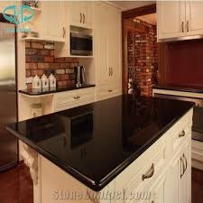 home kitchen countertops chinese absolute black granite countertops pure black granite slabs black granite tiles kitchen countertops kitchen island