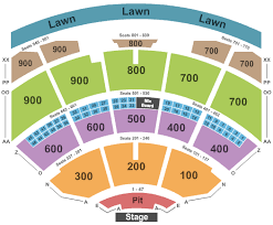 Riverbend Music Center Seating Chart Cincinnati