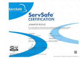 serve safe certificate com servsafe alcohol online course and advanced exam proctored