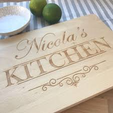 personalised cutting board. Simple Cutting Personalised Wooden Engraved Kitchen Chopping Board Throughout Cutting