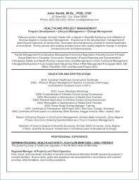 Project Management Skills Resume Best Best Project Management Resume