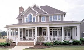 19 decorative country house plans with