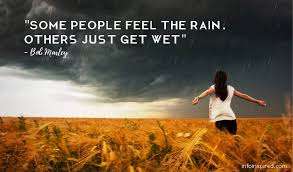 Emotional Quotes Cool Rain Inspired Love Related Quotes By Different Authors