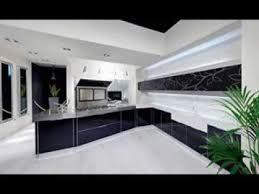 modern white and black kitchen. Modern White And Black Kitchen Design Ideas From Decoradvisor Modern White Black Kitchen