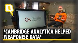 To - Youtube The Ex Quint Took Level Fake Another News Employee Analytica Cambridge