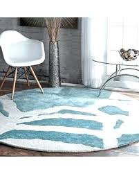 6 round rugs contemporary vines wool rug west elm regarding 7 6 round rugs rugs 6 round rug