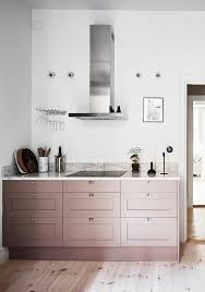 design kitchen furniture. interesting play of warm and cool tints via coco lapine design kitchen furniture