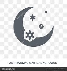 Crescent Moon Design Crescent Moon Icon Crescent Moon Design Concept Astronomy