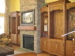 flat screen fireplace