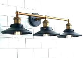 industrial bathroom vanity lighting. Industrial Bathroom Light Minimalist Diy Vanity Lighting