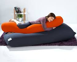 pillow chair. products - yogibo roll body sofa back pillow chair s