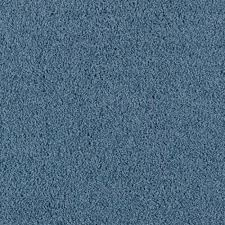 LifeProof Carpet Sample Ashcraft I Color Breezy Blue Texture 8