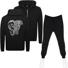 Designer Grey Tracksuit Mens Designer Tracksuits Mens Tracksuits Mainline Menswear
