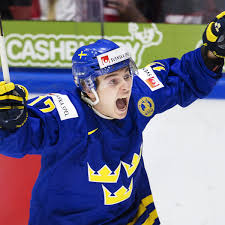 Överraskande beskedet: Unge NHL-svensken dumpas – trots 39 NHL-matcher i år