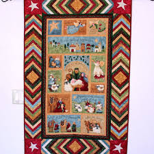 Shop Quilted Christmas Wall Hanging on Wanelo & Christmas Quilted Wall Hanging, Benartex Fabrics, Hostess Gift, Christmas  Decor, Country Decor Adamdwight.com